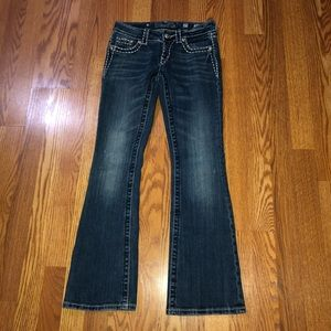 Miss Me JE5152BR Bootcut Jeans Size 25